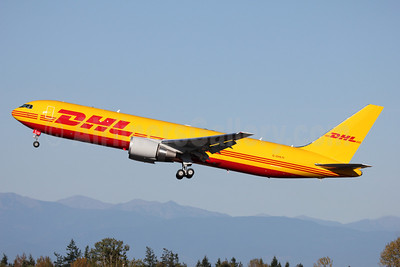 DHL Air (UK) Boeing 767-3JHF ER G-DHLH (msn 37806) PAE (Nick Dean). Image: 909306.
