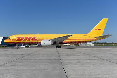 DHL Air (UK) Boeing 757-236 (F) G-BMRD (msn 24073) BLL (Ton Jochems). Image: 95093.