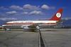 Dan-Air London (Dan-Air Services) Boeing 737-2L9 G-BKAP (msn 21685) (Christian Volpati Collection). Image: 920317.