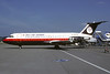 Dan-Air London (Dan-Air Services) BAC 1-11 304AX G-BPNX (msn 110) (Airways International Cymru colors) ZRH (Christian Volpati Collection). Image: 921650.