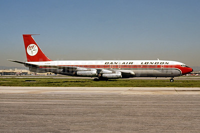 Ex Pan Am, delivered on March 4, 1971