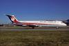 Dan-Air London (Dan-Air Services) BAC 1-11 518FG G-BDAS (msn 202) SZG (Jacques Guillem Collection). Image: 931732.