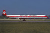 Dan-Air London (Dan-Air Services) de Havilland DH.106 Comet 4B G-BBUV (msn 06451) (Christian Volpati Collection). Image: 921652.
