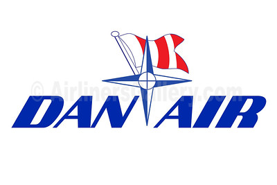 1. Dan-Air London logo