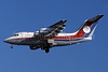 Dan-Air London (Dan-Air Services) BAe 146-100 G-BKMN (msn E1006) LGW (Jay Selman). Image: 403031.
