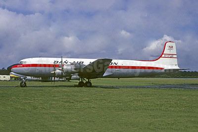 Dan-Air London (Dan-Air Services) Douglas DC-7B G-ATAB (msn 45361) (Christian Volpati Collection). Image: 947788.