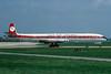 Dan-Air London (Dan-Air Services) de Havilland DH.106 Comet 4C G-BDIT (msn 06467) LGW (Richard Vandervord). Image: 921653.