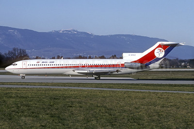Dan-Air London (Dan-Air Services) Boeing 727-230 G-BPNY (msn 20675) GVA (Christian Volpati Collection). Image: 936767.