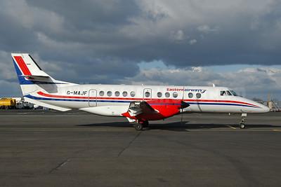 Eastern Airways BAe Jetstream 41 G-MAJF (msn 41008) NCL (Ton Jochems). Image: 954592.