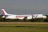 Eastern Airways SAAB 2000 G-CDEB (msn 036) SOU (Antony J. Best). Image: 904365.