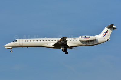 Eastern Airways Embraer ERJ 145ER (EMB-145ER) G-CISK (msn 145570) TLS (Paul Bannwarth). Image: 941151.