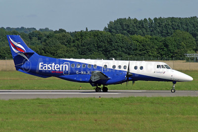 Eastern Airways BAe Jetstream 41 G-MAJL (msn 41087) SOU (Antony J. Best). Image: 921984.