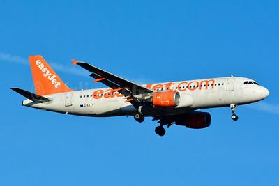 easyJet (easyJet.com) (UK) Airbus A320-214 G-EZTV (msn 4234) BSL (Paul Bannwarth). Image: 934541.