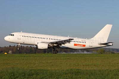 easyJet (UK) (SmartLynx) Airbus A320-214 YL-LCU (msn 1762) ZRH (Andi Hiltl). Image: 941645.
