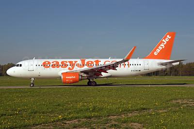 easyJet (easyJet.com) (UK) Airbus A320-214 WL G-EZWS (msn 6011) ZRH (Rolf Wallner). Image: 941663.