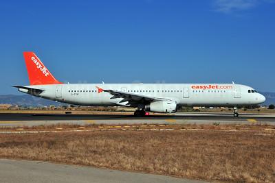 easyJet (easyJet.com) (UK) Airbus A321-231 G-TTIF (msn 3106) PMI (Ton Jochems). Image: 953403.