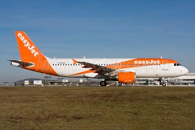 easyJet (UK) Airbus A320-214 G-EZUZ (msn 5187) MUC (Gunter Mayer). Image: 954970.