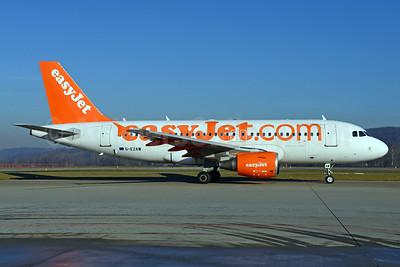easyJet (easyJet.com) (UK) Airbus A319-111 G-EZAW (msn 2812) ZRH (Rolf Wallner). Image: 936037.