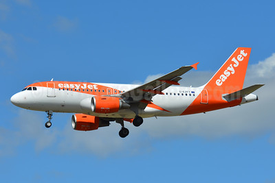 easyJet (UK) Airbus A319-111 G-EZFT (msn 4132) BSL (Paul Bannwarth). Image: 941511.