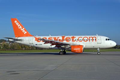 easyJet (easyJet.com) (UK) Airbus A319-111 G-EZDH (msn 3466) ZRH (Rolf Wallner). Image: 939551.