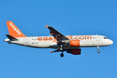 easyJet (easyJet.com) (UK) Airbus A320-214 G-EZWE (msn 5289) BSL (Paul Bannwarth). Image: 934542.