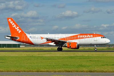 easyJet (UK) Airbus A320-214 G-EZTC (msn 3871) AMS (Tony Storck). Image: 935657.