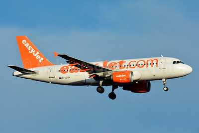 easyJet (easyJet.com) (UK) Airbus A319-111 G-EZGH (msn 4667) BSL (Paul Bannwarth). Image: 934537.