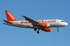 easyJet (easyJet.com) (UK) Airbus A319-111 G-EZAF (msn 2715) LGW (SPA). Image: 934273.