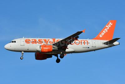 easyJet (easyJet.com) (UK) Airbus A319-111 G-EZIN (msn 2503) TLS (Paul Bannwarth). Image: 935969.