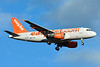 easyJet (easyJet.com) (UK) Airbus A319-111 G-EZBC (msn 2866) BSL (Paul Bannwarth). Image: 934537.