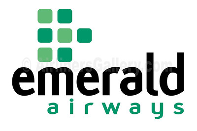 1. Emerald Airways (UK) logo
