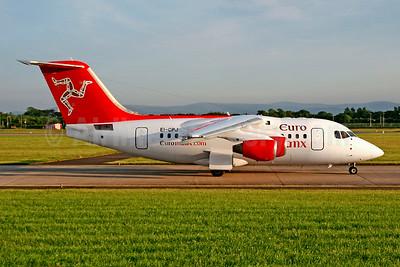 Euro Manx Avro (BAe) RJ70 EI-CPJ (msn E1258) DUB (SM Fitzwilliams Collection). Image: 945438.