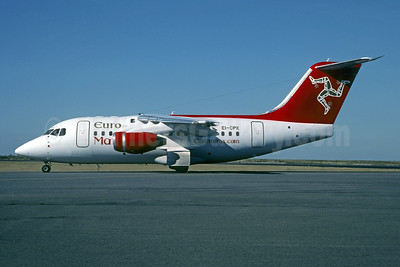 Euro Manx Avro (BAe) RJ70 EI-CPK (msn E1260) CDG (Christian Volpati). Image: 951647.