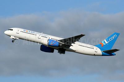 Excel Airways (excelairways)-XL.com Boeing 757-225 G-VKND (msn 22612) GVA (Jean-Luc Altherr - Bruce Drum Collection). Image: 930817.