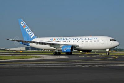 Excel Airways (excelairways)-XL.com Boeing 767-204 ER G-SATR (msn 24457) AMS  (Ton Jochems). Image: 952765.