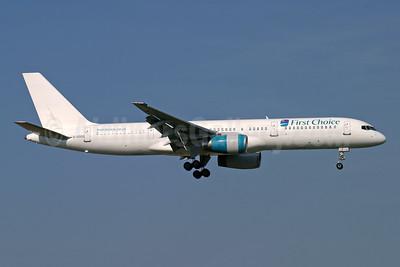 First Choice Airways Boeing 757-23A G-OOOG (msn 24292) LGW (Antony J. Best). Image: 949872.