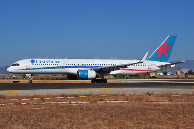 First Choice Airways (Skyservice Airlines) Boeing 757-28A WL C-GTBB (msn 32447) PMI (Ton Jochems). Image: 952898.