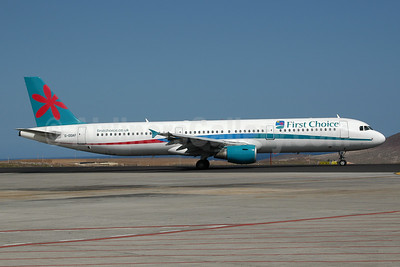 First Choice Airways Airbus A321-211 G-OOAF (msn 677) TFS (Ton Jochems). Image: 952912.