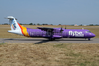 Flybe (Blue Islands) ATR 72-212A (ATR 72-500) G-ISLI (msn 529) GCI (Nick Dean). Image: 942921.