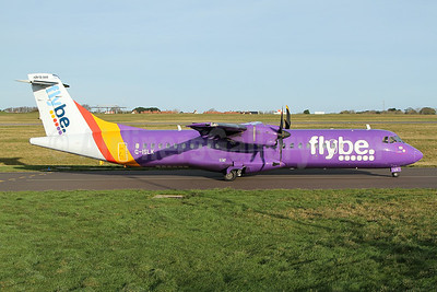 Flybe (Blue Islands) ATR 72-212A (ATR 72-500) G-ISLK (msn 634) GCI (Nick Dean). Image: 940455.