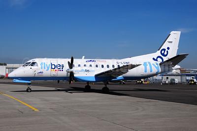 Flybe-Loganair SAAB 340B G-LGNF (msn 192) (Serving Scotland for 50 Years 1962 - 2012) GLA (Ton Jochems). Image: 908366.