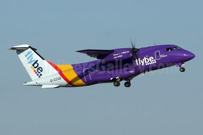 Flybe-Loganair Dornier 328-110 G-CCGS (msn 3101) STN (Paul Ferry). Image: 928530.
