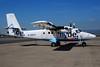 Flybe-Loganair de Havilland Canada DHC-6-300 Twin Otter G-BZFP (msn 696) GLA (Ton Jochems). Image: 908365.