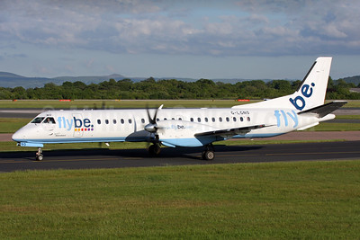 Airline Color Scheme - Introduced 2002 (Flybe)