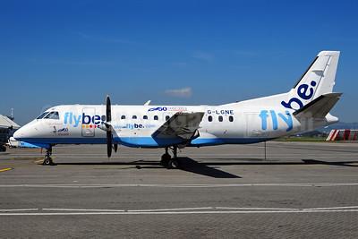 Flybe-Loganair SAAB 340B G-LGNE (msn 172) (Serving Scotland for 50 Years 1962 - 2012) GLA (Ton Jochems). Image: 953217.