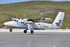 Flybe-Loganair de Havilland Canada DHC-6-300 Twin Otter G-BVVK (msn 666) BRR (Robbie Shaw). Image: 907743.