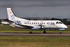 Flybe-Loganair SAAB 340B G-LGNK (msn 185) GLA (Robbie Shaw). Image: 933457.