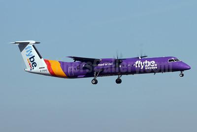 Flybe (British European 2nd) Bombardier DHC-8-402 (Q400) G-PRPD (msn 4332) LHR (Andi Hiltl). Image: 948679.