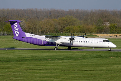 Flybe (British European 2nd) Bombardier DHC-8-402 (Q400) G-JECP (msn 4136) SOU (Antony J. Best). Image: 946882.