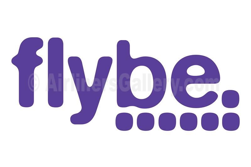 1. Flybe logo